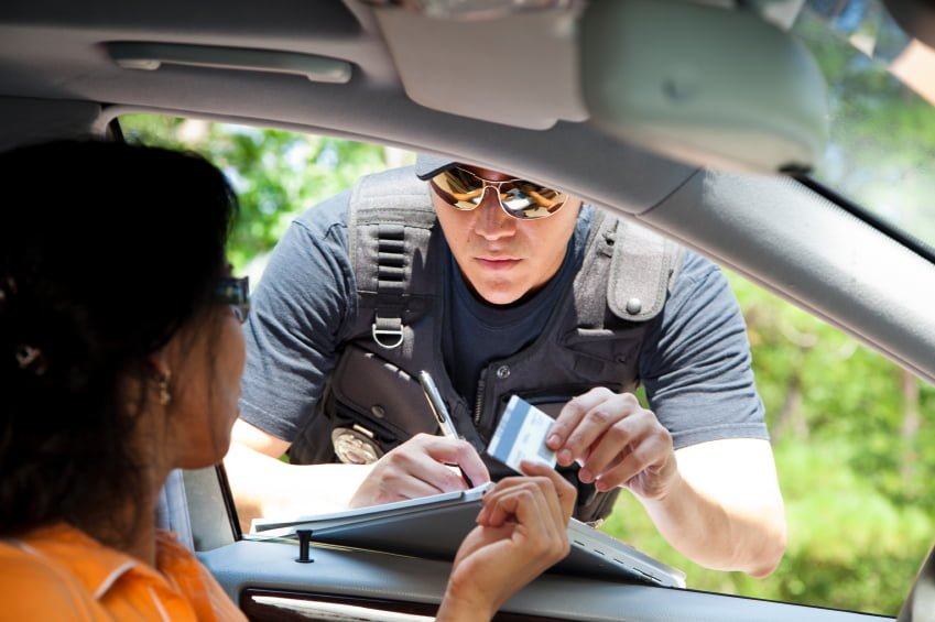 May I See Your License, Registration, and Smartphone?