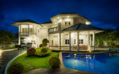 Insuring a High-Valued Home
