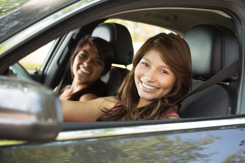 New Driving Laws for Teenagers